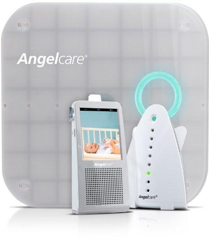 ANGELCARE AC1100 Bewegungsmelder +-Babyphone-Test
