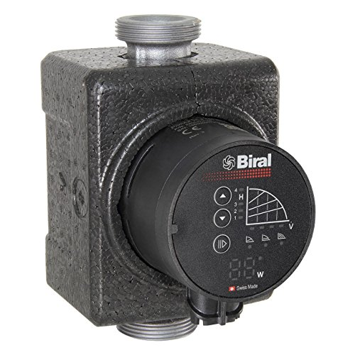 Biral Heizungsumwälzpumpe PrimAX 25-4 180 RED G1 1/2-Umwälzpumpen-Test