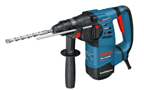 BOSCH Bohrhammer mit SDS-plus GBH 3-28 DRE-Bohrhammer-Test