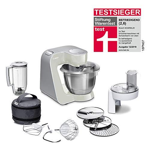 Bosch MUM5 MUM58L20 CreationLine Küchenmaschine (1000-Küchenmaschinen-Test