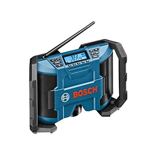 Bosch Professional Akku Baustellenradio GPB 12V-10 (ohne-Baustellenradio-Test