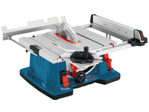 Bosch Professional Tischkreissäge GTS 10 XC-Tischkreissägen-Test