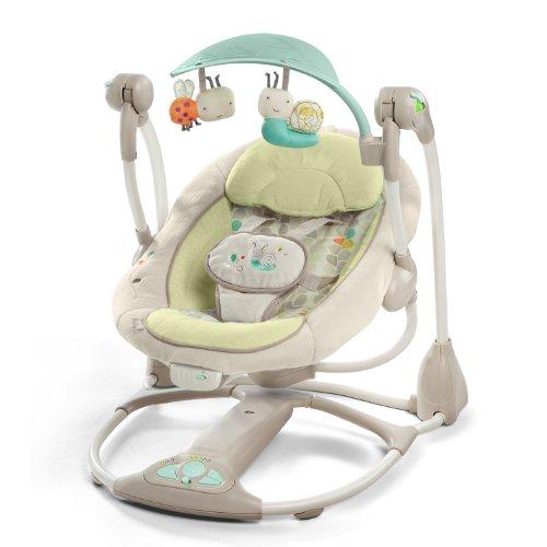 Bright Starts 60198 Babyschaukel Babywippen Test
