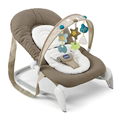 Chicco Schaukelwippe Hoopla Natural Babywippen Test