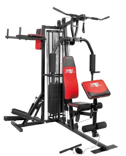 Christopeit Fitness-Station Profi Center de Luxe Kraftstation im Test und Vergleich
