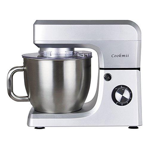 Cookmii Küchenmaschine 1800W Hohe Energie-Küchenmaschinen-Test