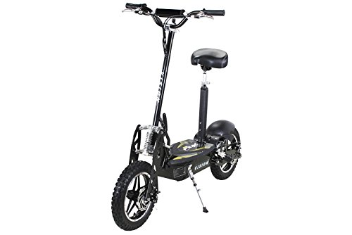 E-Flux E-Scooter Roller Original Vision mit 1000 Watt 36 V-E-Scooter-Test