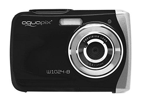 Easypix 10017 Aquapix W1024-B Splash 10012 Unterwasser-Unterwasserkameras-Test