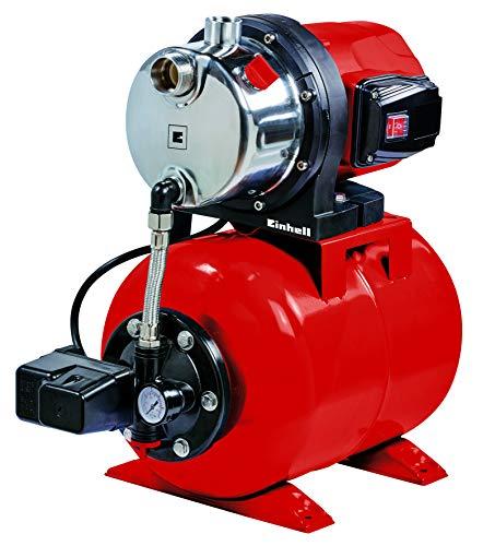 Einhell Hauswasserwerk GC-WW 1046 N (1050 W, 4600 L/h Max.-Hauswassserwerke-Test