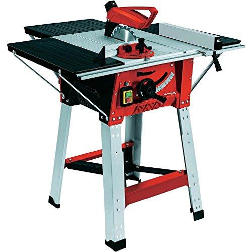 Einhell Tischkreissäge TE-TS 1825 U (1800 W,-Tischkreissägen-Test