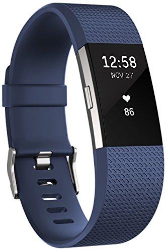 Fitbit Charge 2 Unisex Armband Zur Herzfrequenz Und-Fitness-Armbänder-Test