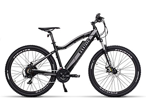 Fitifito MT27,5/MT27,5 Plus Elektrofahrrad Mountainbike-E-Bikes Tabelle -Test