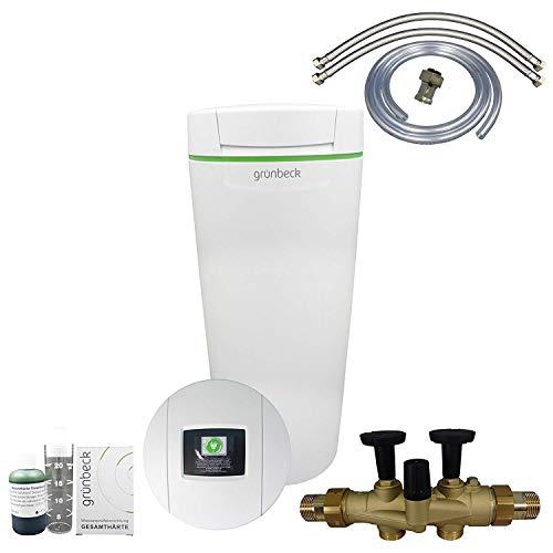 Grünbeck Enthärtungsanlage softilQ:SC18-Wasserenthärtungsanlagen-Test