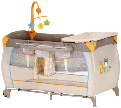 Hauck Babycenter Reisebett Test