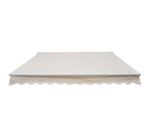homcom Markisen Aluminium-Gelenkarm-Markise