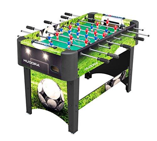 HUDORA Kicker-Tisch Glasgow - Tisch-Fußball - 71451-Tischkicker-Test
