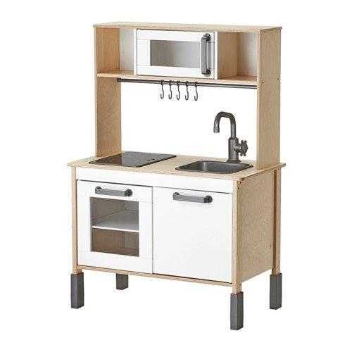 IKEA Miniküche DUKTIG mitwachsende Spielküche-Kinder-Holzküchen-Test