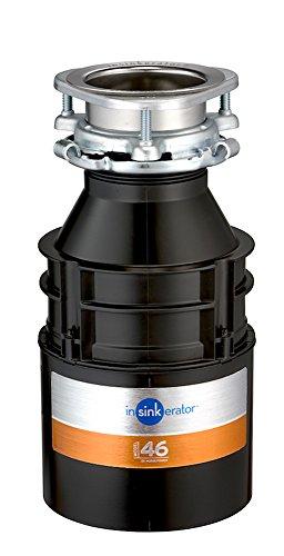 InSinkErator Müllschlucker/-zerkleinerer,-Müllschlucker-Test