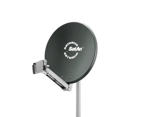 Kathrein CAS80 Offset-Parabolantenne grau-Satellitenschüssel-Test