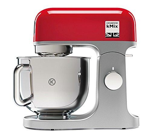 Kenwood KMX750RD Küchenmaschine | Hochwertiges-Küchenmaschinen-Test