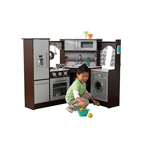 Kidkraft 53365 Spielküche mit Lichtern und-Kinder-Holzküchen-Test