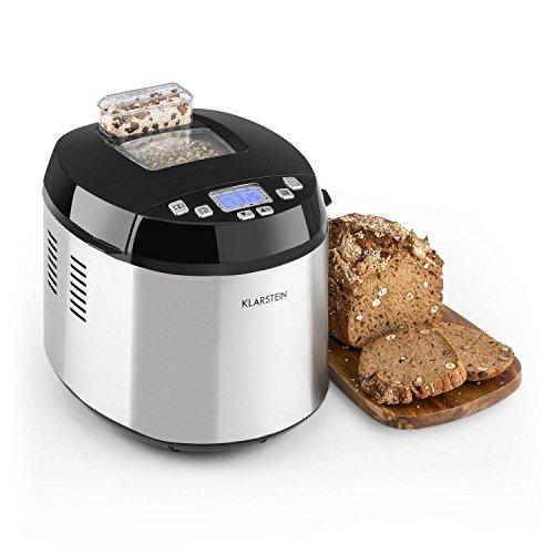 Klarstein Brotilde • Brotbackautomat •-Brotbackautomat-Test