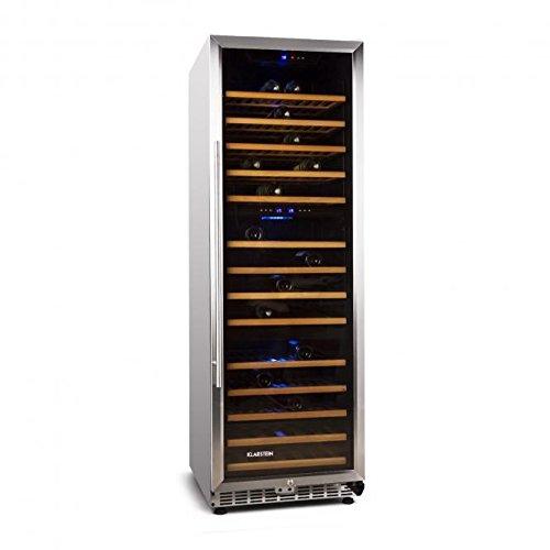Klarstein Gran Reserva Design Weinkühlschrank 3 Zonen im Test