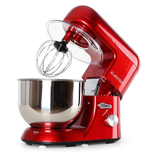 Klarstein Preis/LEISTUNGSSIEGER Bella Rossa-Küchenmaschinen-Test