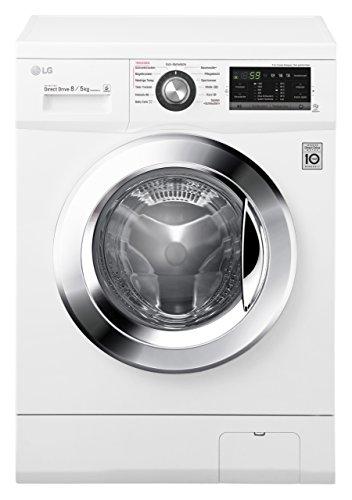 LG Electronics F 14G6 TDM2NH Waschtrockner / A /1088-Waschtrockner-Test