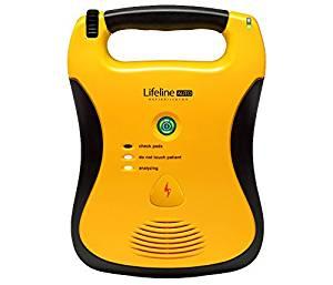 Lifeline-Defibrillatoren-Test