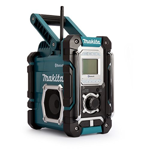 Makita Akku-Baustellenradio 7,2-18 V, DMR102-Baustellenradio-Test