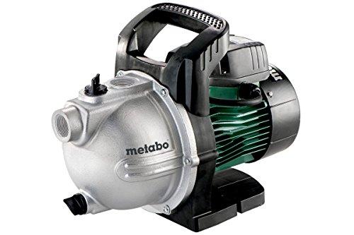 Metabo Gartenpumpe P 4000 G, langlebige-Gartenpumpen-Test