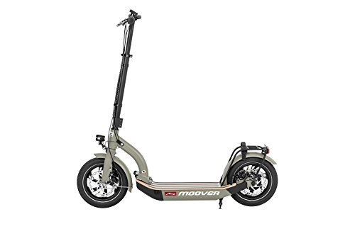 Metz moover-E-Scooter-Test