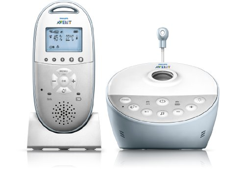 Philips AVENT SCD580/00 Babyphone DECT-Babyphone-Test