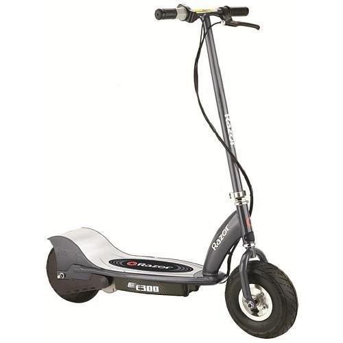 Razor Fahrzeug, Das elektrisch, E300 Elektro Scooter-E-Scooter-Test