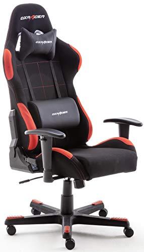 Robas Lund OH/FD01/NR DX Racer 1 Gaming-/ Schreibtisch-/-Gaming-Stuhl-Test