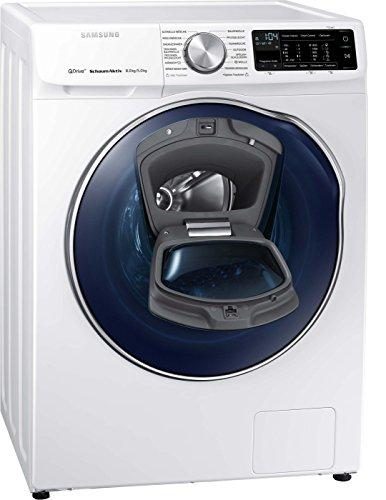 Samsung WD6800 WD81N642OOW/EG QuickDrive-Waschtrockner-Test