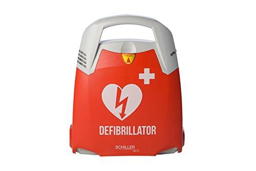 SCHILLER FRED PA-1 AED Defibrillator Vollautomatisch-Defibrillatoren-Test