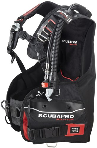 SCUBAPRO Equator 2014-Taucherjacket-Test