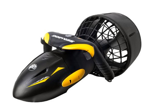 SeaDoo Tauchscooter Sea Doo GTS, black / yellow im Test