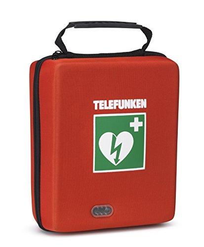 Telefunken Defibrillator FA1 mit vollautomatischer-Defibrillatoren-Test