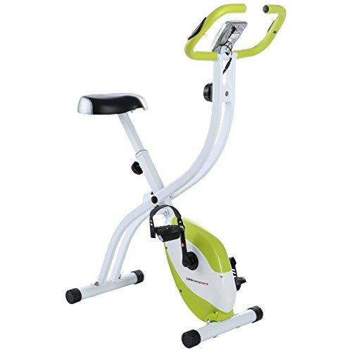 Ultrasport F-Bike 150 / F-Bike 200B Fahrradtrainer,-Heimtrainer-Test