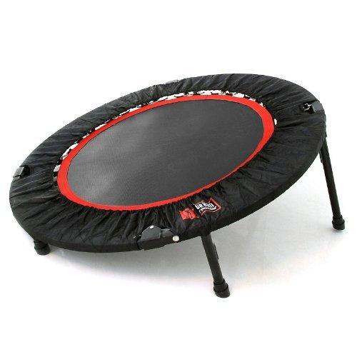Verkaufsschlager Pro Urban Rebounder - Mini-Trampolin. Das-Fitnesstrampoline-Test