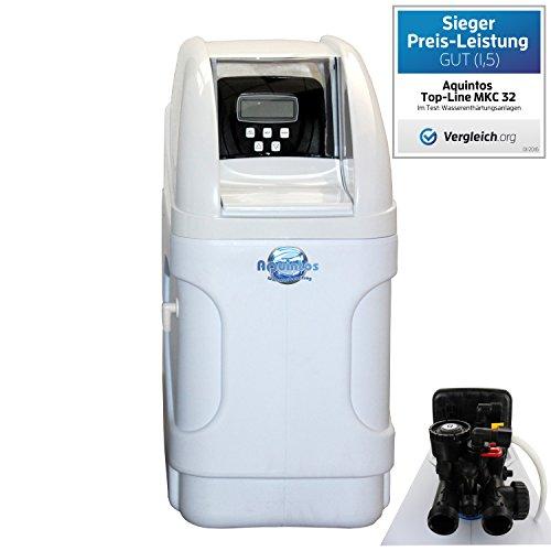 Wasserenthärter Top-Line MKC 32-Wasserenthärtungsanlagen-Test