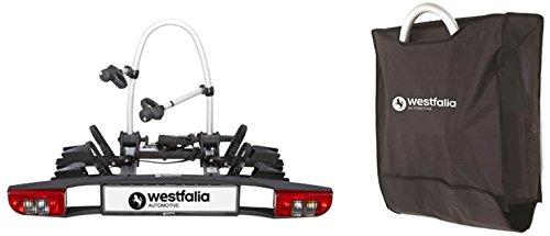 Westfalia 350030900008 BC 60 im Heck-Fahrradträger-Test 2018 / 2019