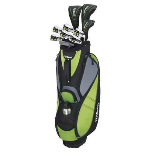 Wilson Damen Golfschläger Komplettset Test