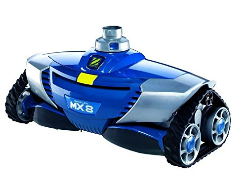 Zodiac MX8 Hydraulischer Bodensauger Poolroboter Test
