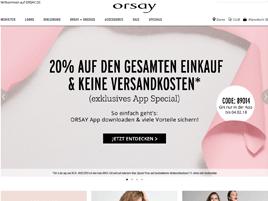 ORSAY Erfahrungen (ORSAY seriös?)