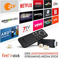 Amazon Fire TV Erfahrungen & Test
