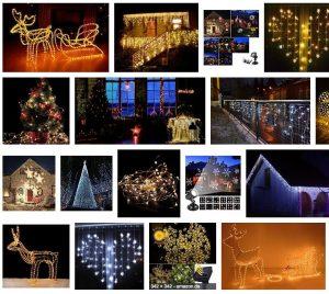 Amazon Weihnachtsbeleuchtung